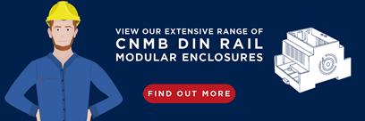 CamdenBoss CNMB DIN Rail modular enclosures