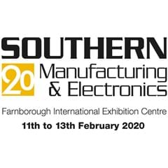 CamdenBoss exhibits at Southern Manufacturing 2020