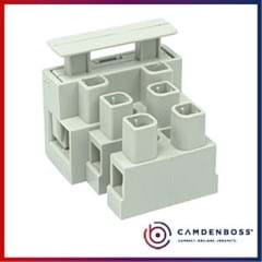 5x20mm fused terminal block