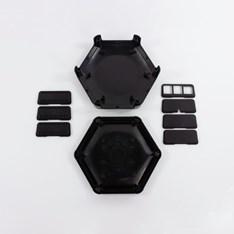 CamdenBoss - Hex-Box Pi Ready Enclosure