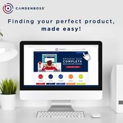 CamdenBoss - Enhanced customer experience with new search and filters